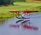 Float Plane - Susitna River