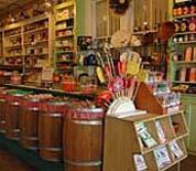 Floyd Country Store Candy Barrels