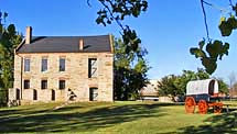 Fort Smith Commissary - Fort Smith National Historic Site, AR