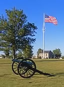 Parade Grounds - Fort Smith National Historic Site, AR