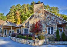 Gate Cottage (Books, Gifts, Restaurant) - Toccoa Falls College, Georgia