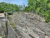 Glacial Grooves Memorial - Kelleys Island, Ohio