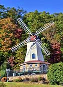 North Main Street Windmill - Helen, Georgia