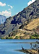 Hells Canyon Byway view