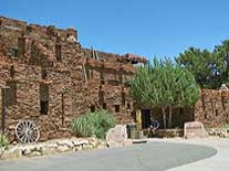 Hopi House - Photograph by Bob Goldman