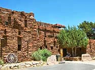 Hopi House - South Rim, Grand Canyon Village