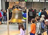 Liberty Bell - Liberty Bell Center, Philadelphia