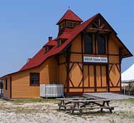 Indian River Life-saving Station Museum - Rehoboth Beach, Delaware