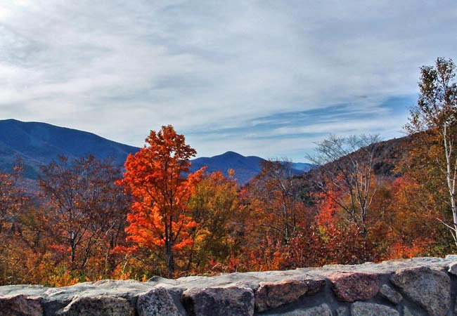 Kancamagus Pass - New Hampshire