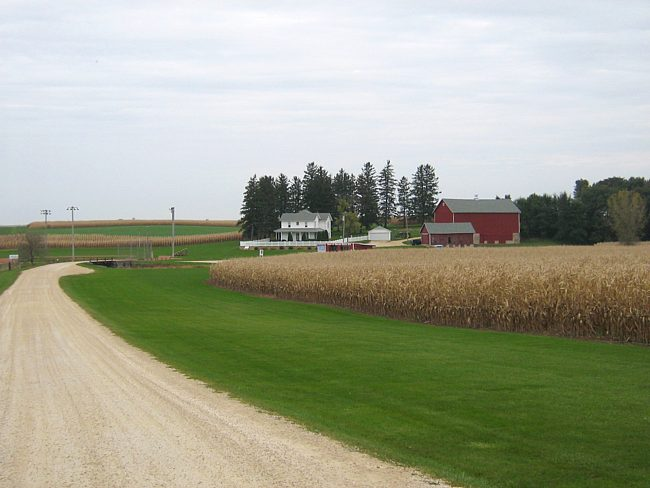 Lansing Farm - Field of Dreams, Dyersville, Iowa