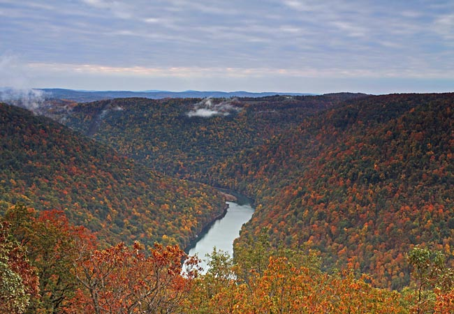 Cheat River Gorge - West Virginia