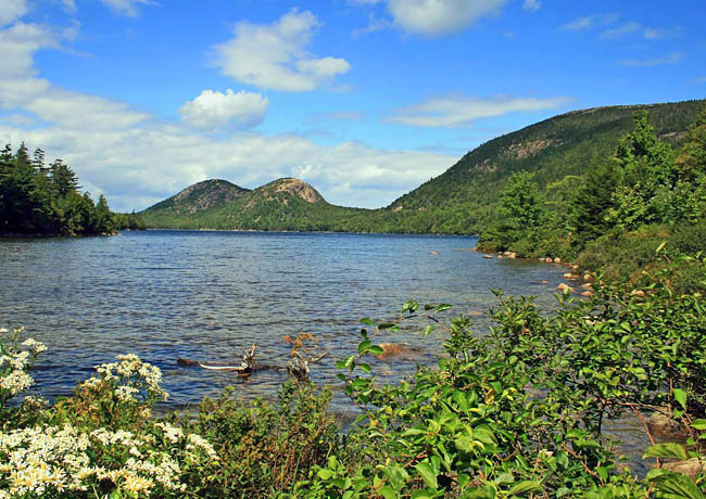 Jordan Pond - Acadia National Park, Seal Harbor, Maine