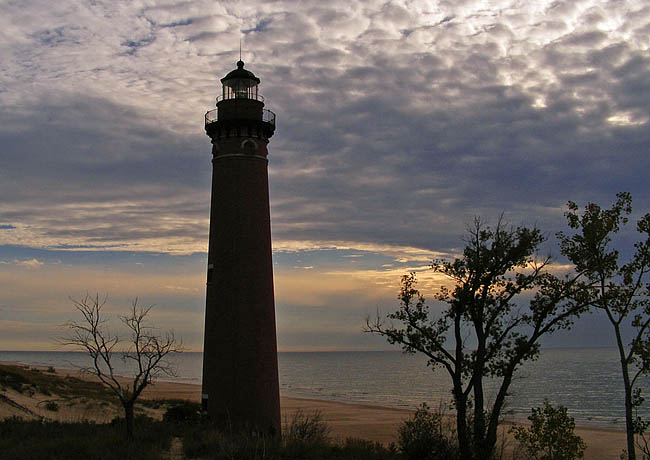 Little Sable Point Lighthouse - Hart, Michigan
