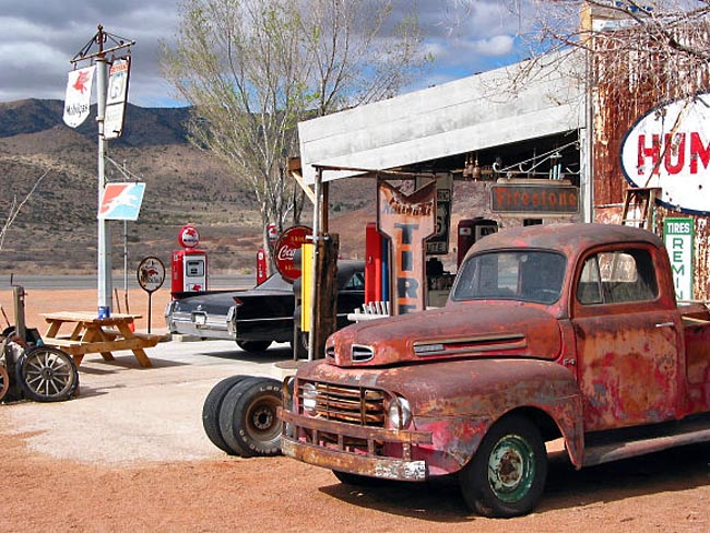 Hackberry General Store - Route 66, Arizona