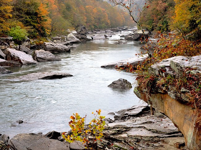 Gauley Whitewater - West Virginia