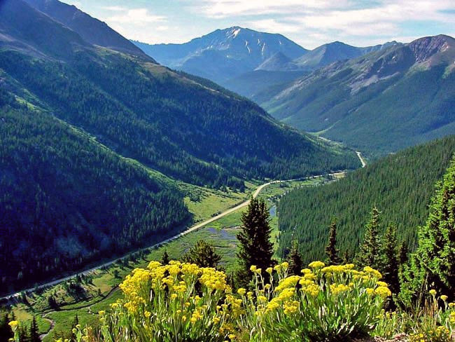 Independence Pass - Lake County, Colorado