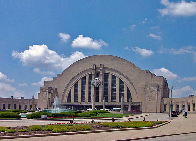 Union Terminal - Cincinnati, Ohio