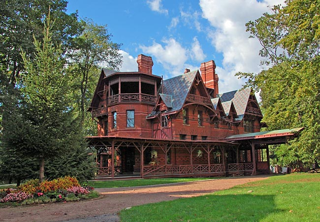 Mark Twain House   Hartford, Connecticut