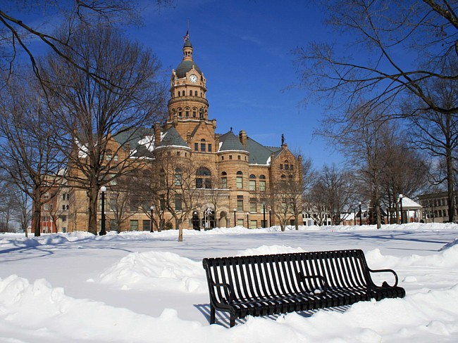 Trumbull County Courthouse Ohio