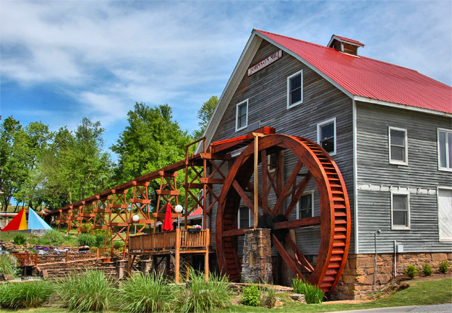Johnson Mill -  Springdale, Arkansas