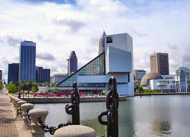 Cleveland Rocks - Rock and Roll Hall of Fame