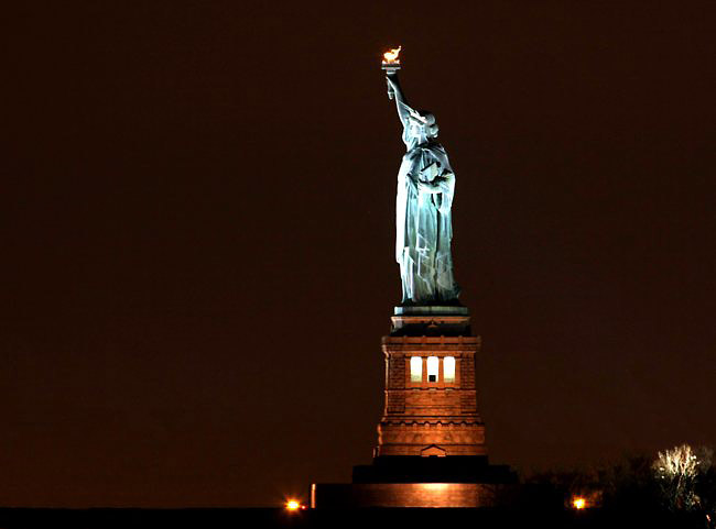 Statue of Liberty - Liberty Island, New York