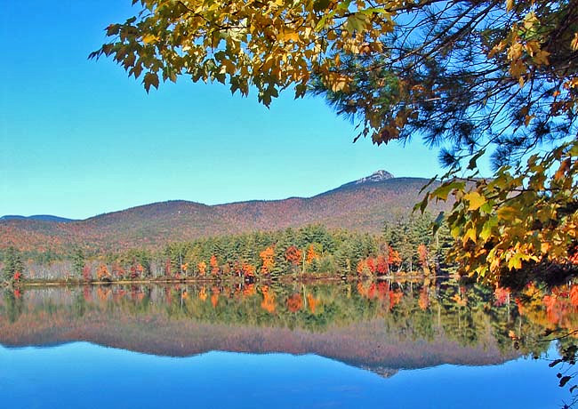 Chocorua Lake - Chocorua, New Hampshire