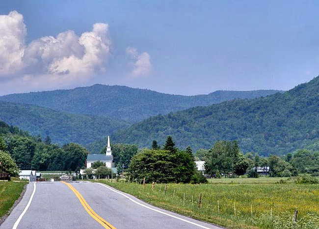 Granville, Vermont - Green Mountain Byway