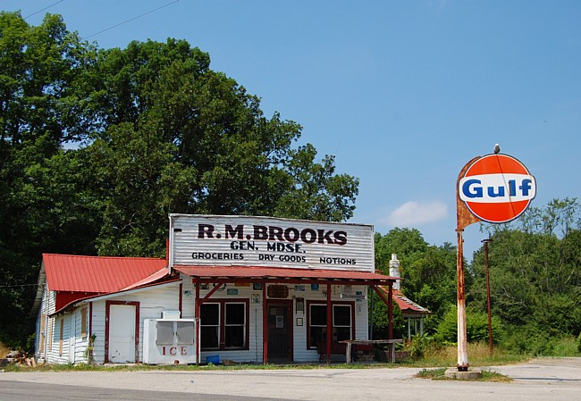 R.M. Brooks General Store - Rugby, Tennessee