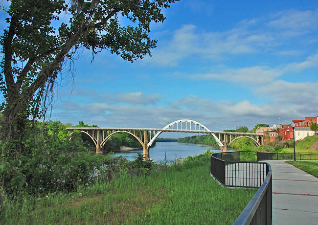 Edmund Pettus Bridge - Selma, Alabama