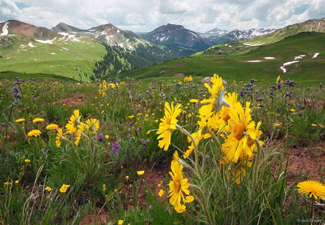Four Passes Wilderness Loop - Colorado