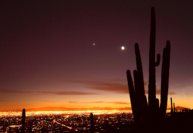 Tucson Skyline - Tucson, Arizona