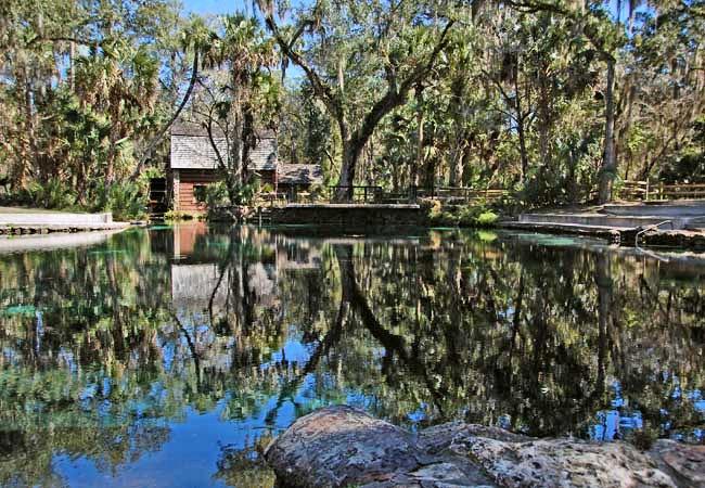 Juniper Springs Florida