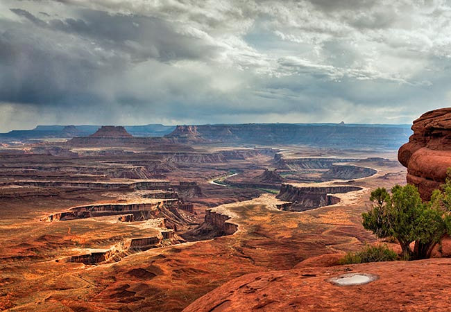 Green River Overlook - Island in the Sky, Moab, Utah