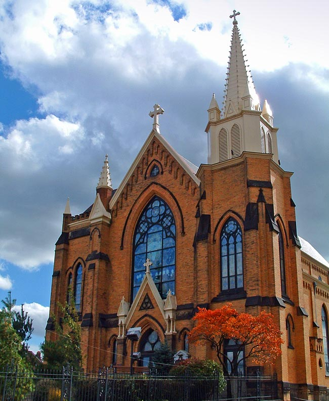 St Mary Of The Mount >> Saint Mary Of The Mount Pennsylvania