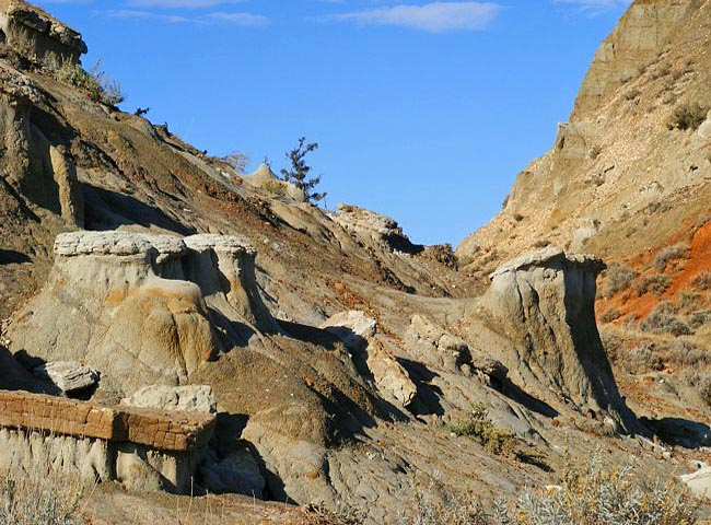 South Unit - Badlands National Park, Medora, North Dakota