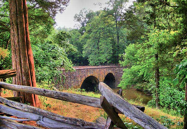 Manassas Stone Bridge