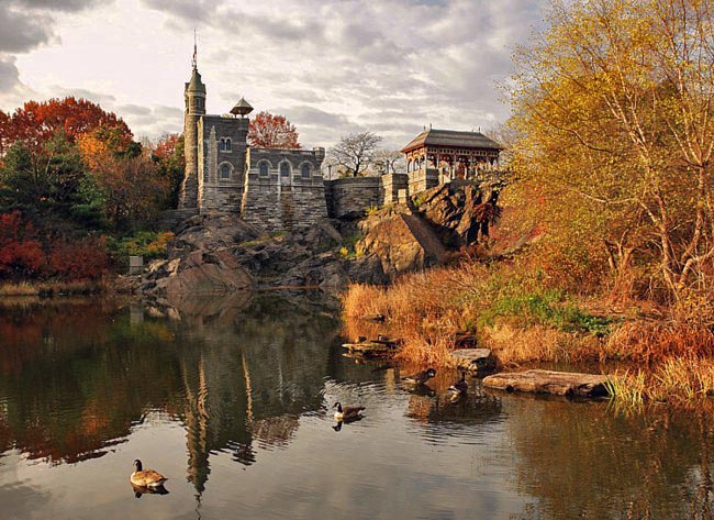 Belvedere Castle - Central Park, NYC, New York