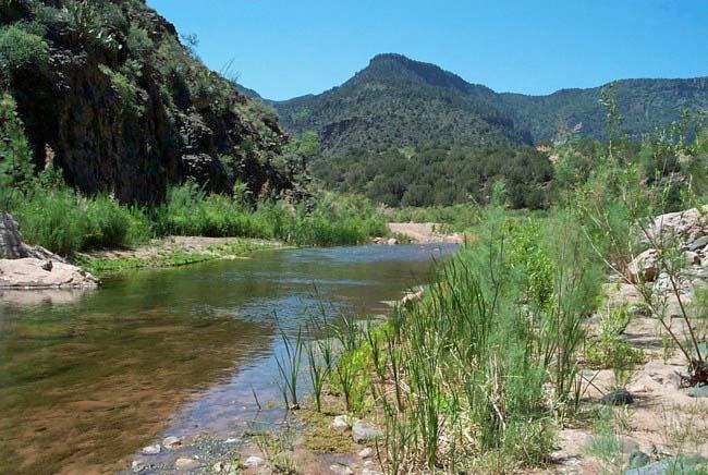 Cibecue Creek Arizona