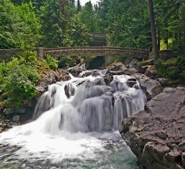Stevens Creek Dodge >> Deception Falls - Washington