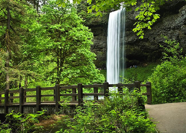 South Falls - Silver Falls State Park