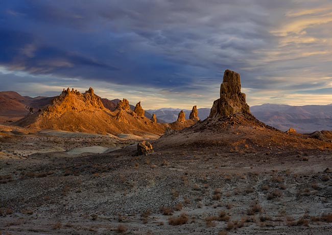 Trona Pinnacles - San Bernardino County, California