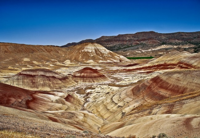 Painted Hills - John Day Fossil Beds National Monument, Oregon