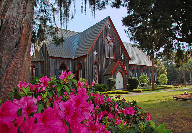 Church of the Cross - Bluffton, South Carolina