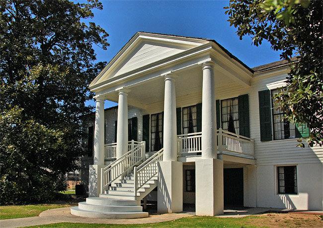 Dickey House Antebellum Plantation