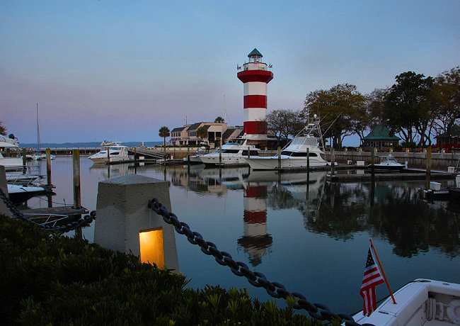 Harbour Town - Hilton Head Island, South Carolina