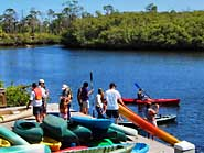 Loxahatchee River canoeing