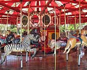 Kimberlys Carousel - Put in Bay, South Bass Island, Ohio