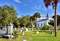 LaGrange Church and Cemetery - Titusville, Florida
