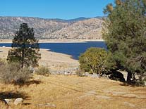 Lake Isabella - Kern River valley, California